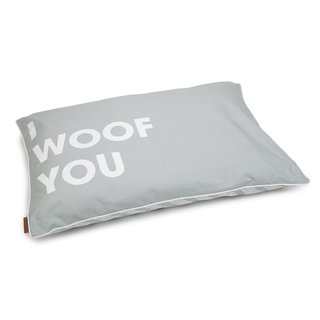 Beeztees Loungekissen I Woof You